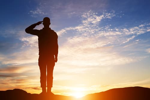 The physical and mental stress of serving in the armed forces expose veterans to a high risk of substance use disorder, or SUD.
