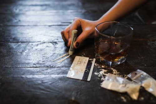 Many people mix cocaine with other substances which can potentially compound the inherent dangers of both drugs and worsen the long-term health outcomes from the combination of substances.